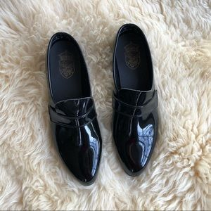 LORD WEST PATENT LEATHER SHOES